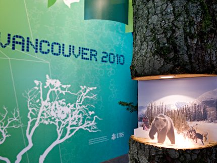 Vancouver 2010 – Olympic Museum Exhibition