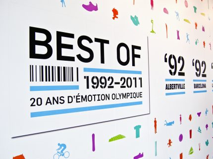 "Olympic Museum- ""Best of"" exhibition"